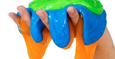 Como hacer Slime
